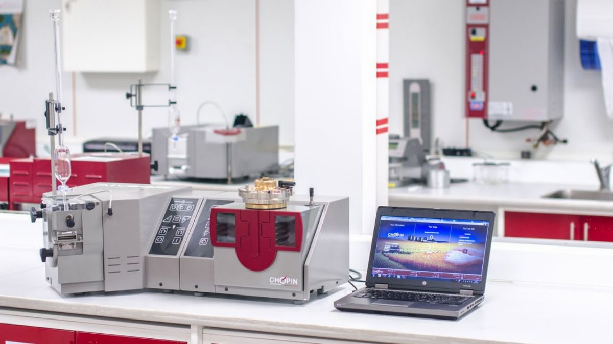 AlveoPC - Измерение упругости, растяжимости, эластичности и хлебопекарной силы теста